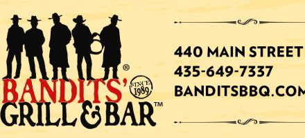 Bandits grill and bar park city s best deals coupon book - No name saloon and grill park city ut ...